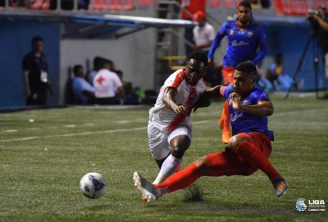 Plaza Amador frenó la clasificación del San Francisco en el fútbol panameño - La Estrella de Panamá
